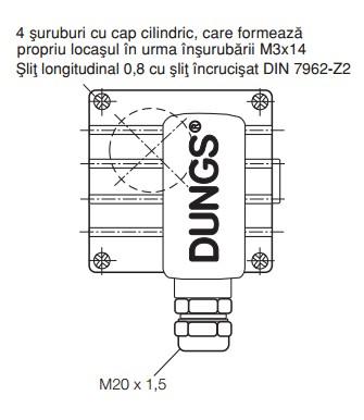 dimensiuni GGW A4/2 X - 3