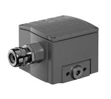 Presostat GW A4/2 HP X - GGW A4/2 X Dungs