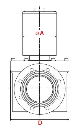 dimensiuni MVD X - DN100-DN150 - 2