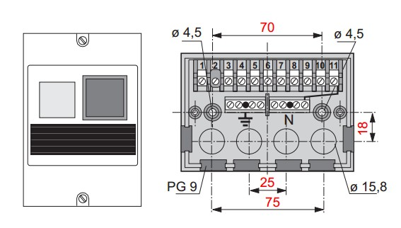 dimensiuni DGAI. 33F/2 - 1