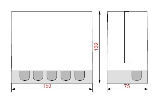 dimensiuni DGAI. 52FN - 2