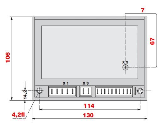 dimensiuni MPA 101x - 1