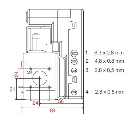 dimensiuni MPA 109x - 2