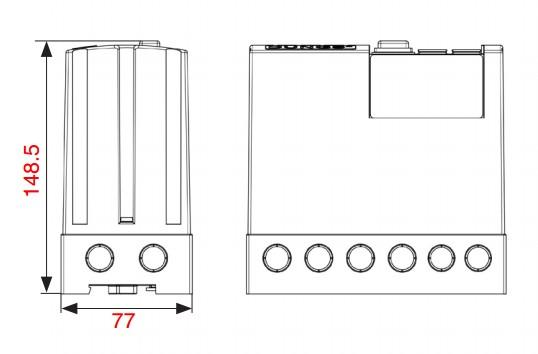dimensiuni MPA 4111 - 1