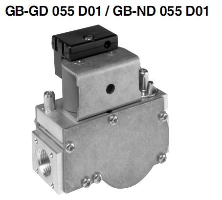 Bloc gaz GB-GD-ND 055 D01-2