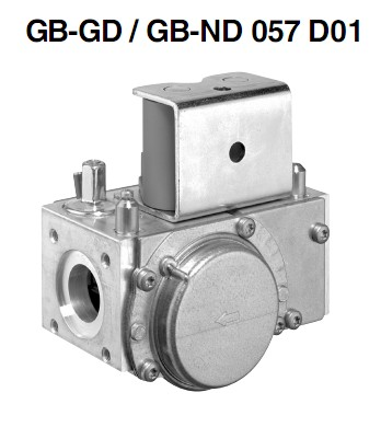 Bloc gaz GB-GD-ND 057 D01-1