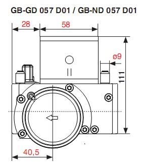 Dimensiuni GB-GD-ND 057 D01-1