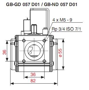 Dimensiuni GB-GD-ND 057 D01-2