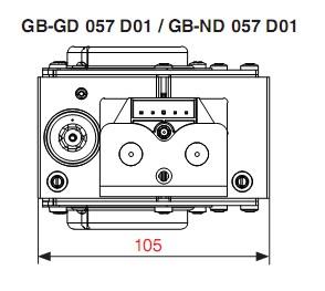 Dimensiuni GB-GD-ND 057 D01-3