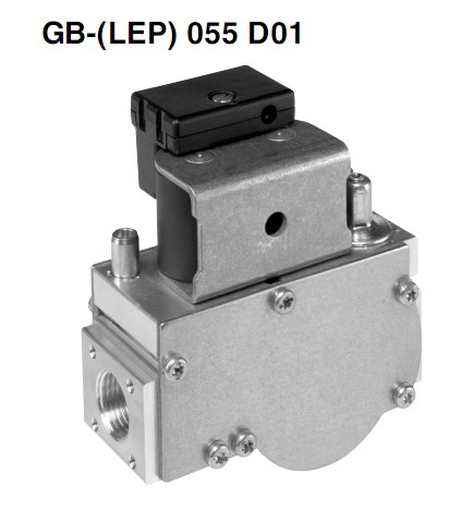Bloc gaz GB-LEP 055 D01-2