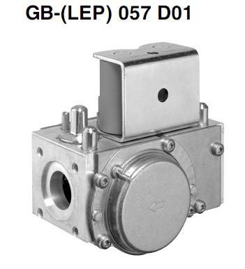 Bloc gaz GB-LEP 057 D01-2