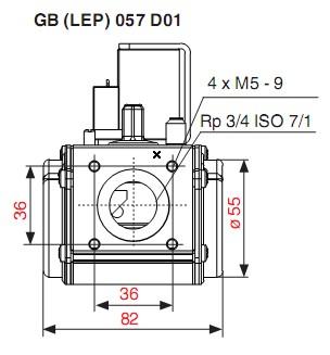 Dimensiuni GB-LEP 057 D01-2