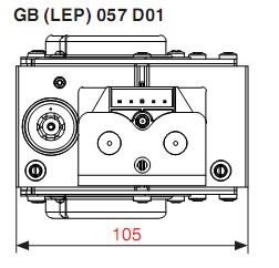 Dimensiuni GB-LEP 057 D01-3