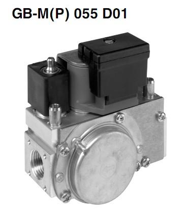 Bloc gaz GB-M-P 055 D01-1