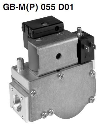 Bloc gaz GB-M-P 055 D01-2