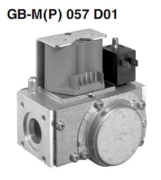 Bloc gaz GB-M-P 057 D01-2