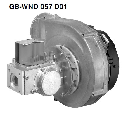 Bloc gaz GB-WND 057 D01