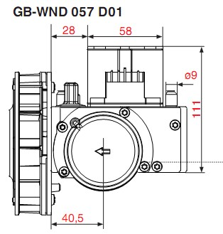 Dimensiuni GB-WND 057 D01-2