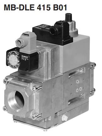 Bloc gaz MB-DLE 415