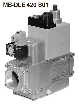 Bloc gaz MB-DLE 420