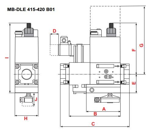 dimensiuni MB-DLE 415-420 B01