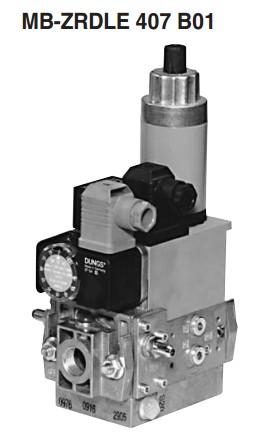 Bloc gaz MB-ZRDLE 407 B01