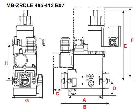 dimensiuni MB-ZRDLE 405-407-410-412 B07