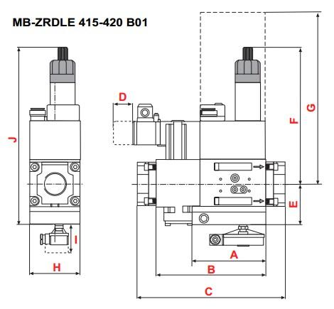 dimensiuni MB-ZRDLE 415-420 B01