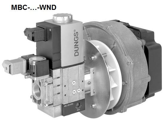 Bloc gaz MBC-300-WND