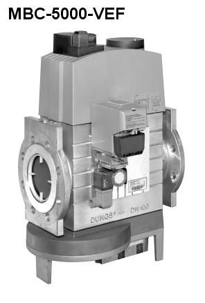 Bloc gaz MBC-5000-VEF