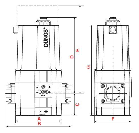 dimensiuni MBC-1200
