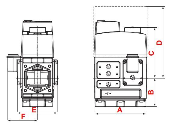 dimensions DMV/12-1