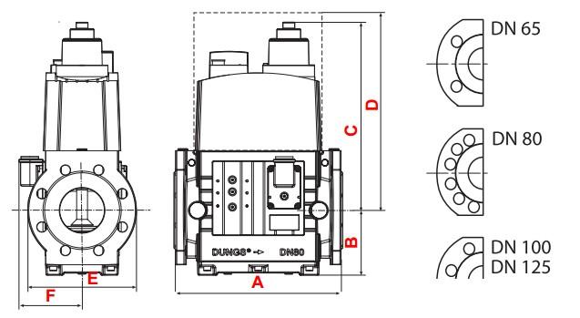 dimensions DMV/12-2