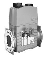 Double solenoid valve DMV /12