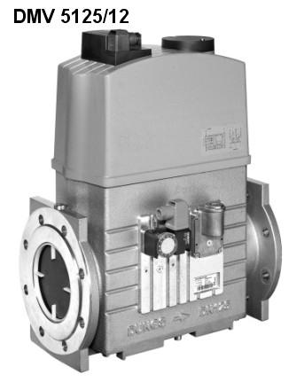 Double solenoid valve DMV 5125/12