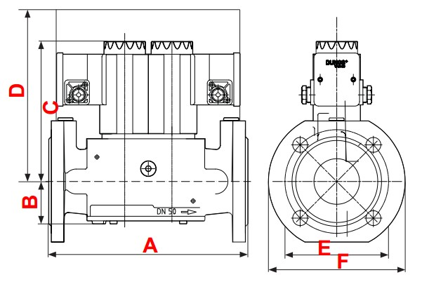 dimensions DMV 50025-50050-1