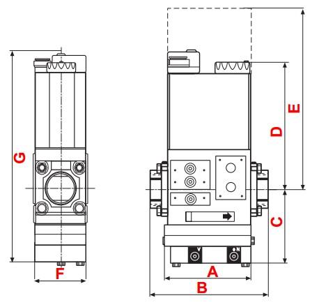 dimensions DMV-VEF/11 - 2