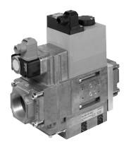 Double solenoid valve DMV-VEF/11