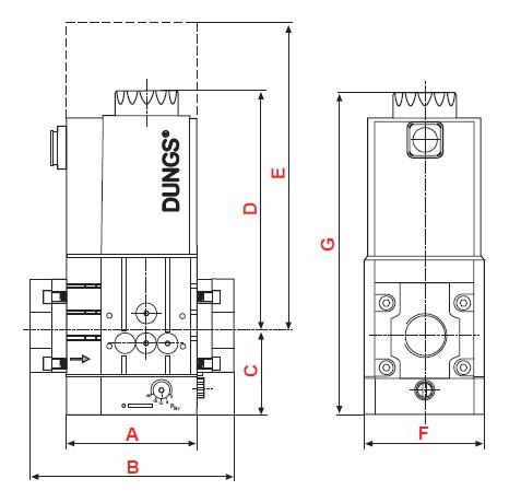 dimensions MBC-300-700