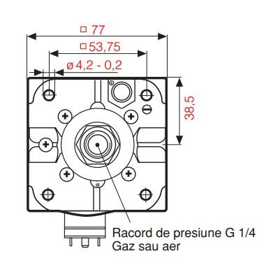 dimensiuni GW A4/2 HP SGS - 2