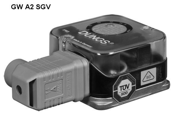 Presostat GW A2 SGV