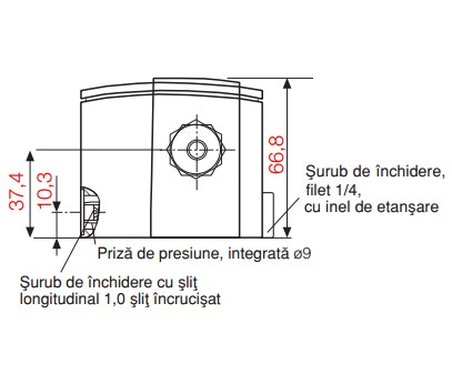 dimensiuni GGW A4/2-1