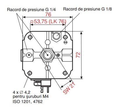 dimensiuni GGW A4-2