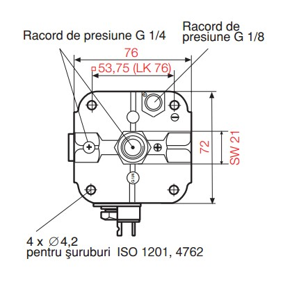 dimensiuni GW A4-2