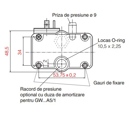 dimensiuni GW A5 - 1