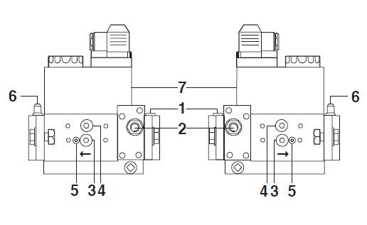 Montaj GW A5 - MB-DLE 405-412 - 1