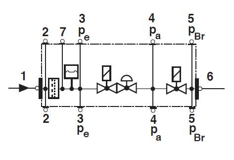Montaj GW A5 - MB-DLE 405-412 - 2