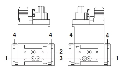 Montaj GW A5 - MB-DLE 415-420 - 1