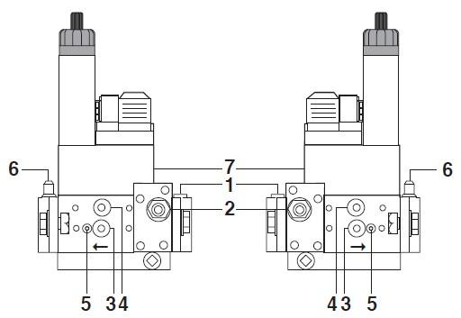 Montaj GW A5 - MB-ZRDLE 405-412 - 1