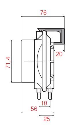 dimensiuni KS C2 - 2